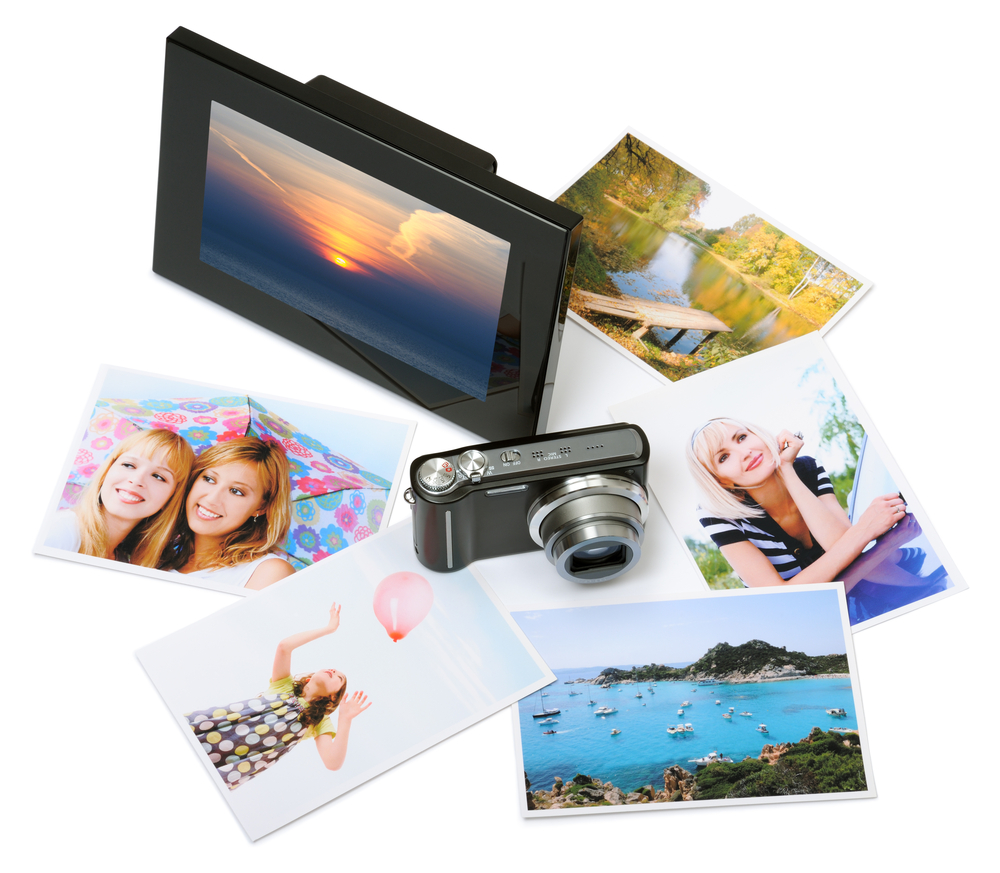 Digital Photo Frames – Different Types and Uses