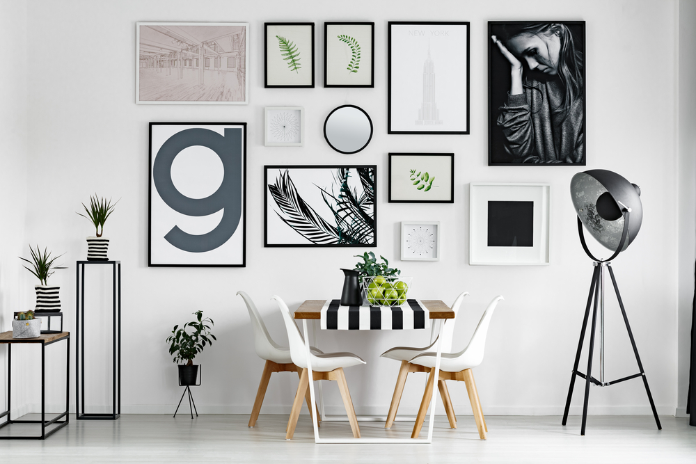 Creating a Gallery Wall From Scratch